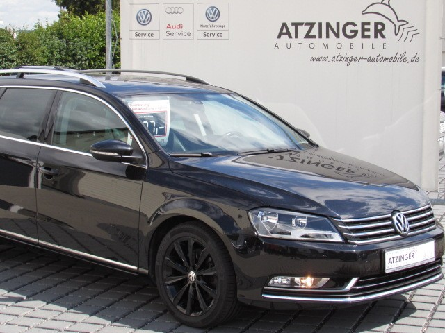 Volkswagen Passat Variant Highline BlueMotion
